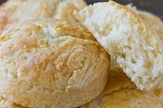Southern Biscuits - damn, I need to try these. I can never find the perfect biscuit recipe.
