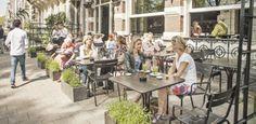 De beste terrasjes van Amsterdam