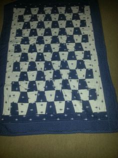 Single bed sized quilt