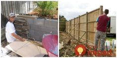 Pár nápadov, ako zakryť škaredý betón, betónové tvárnice, ošúchané časti fasády, alebo aj susedov plot. Inšpirácie nie je nikdy dosť!  Škaredý susedov plot, žiaden problém!            Falošný krb na terase    Ako zakryť betónové tvárnice    Betón pokrytý kameňmi vyzerá celkom inak