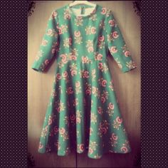 Pazen Elbise / Ethnic Dress