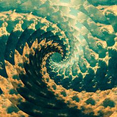 Fibonacci Vortex - Leif Podhajský