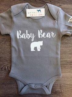 Baby Bear Baby, Boy, Girl, Unisex, Gender Neutral, Infant, Toddler, Ne – Urban Baby Co.