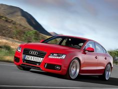 Audi A5 Sportback Specification - http://autotras.com