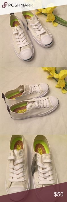 Converse Jack Purcell sneakers woman's size 5.5 Brand new no box converse sneakers see pictures for details any questions please feel free to send me a comment all bundle buys get 20% discount Converse Shoes Sneakers