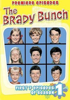 Paramount Studios The Brady Bunch: The First Season-Disc 1