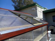 Фото: Exterior Greenhouse Detail