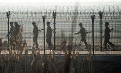 朝鲜士兵越过军事分界线 投奔韩国 - http://breakgfw.com/201609/13659.html