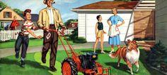 1950s house ads - Google-søk