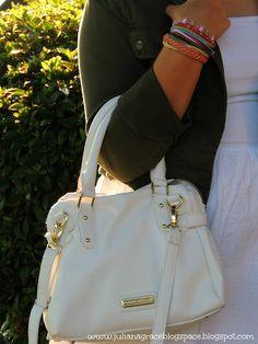 White Dress Fashion   A Little Life Lately JulianaGraceBlogSpace