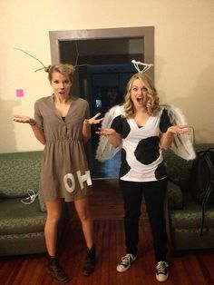 Oh My Deer and Holy Cow Some of the Latest and Best Halloween Costumes 2014 Click photo for tons more !