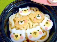 Bear UDON noodles