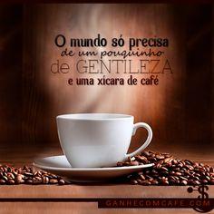 É sempre uma ótima combinação, concorda?  #cafe #mundo www.ganhecomcafe.com
