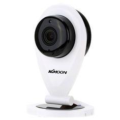 KKmoon HD 720P Mini IP Camera WiFi Wireless Network IP Security Camera Webcam eu plug