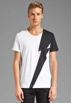 SONS OF HEROES Ziggy T in Off White at Revolve Clothing - Free Shipping!