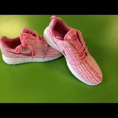 custom Roshe Run Yeezy Boost 350-Womens-7 PINK Women's – seven – no trades – we welcome you to buy, like, share, or make an offer. We ask for no negative comments on her page or you will be reported. Thank you for respecting our site as we do yours THESE GUARANTEED TO GO WITHIN 24 Hours, make your move now Nike Shoes Sneakers