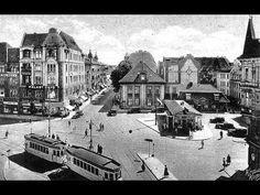 Кёнигсберг до второй мировой войны. Калининград, каким был раньше.