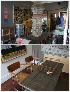 Guy Matthews Vintage Industrial Furniture  154 Johnston Street, Fitzroy