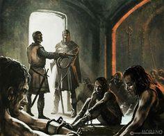 Prisoners in the Dreadfort