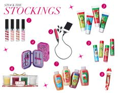Gift Guide: Stock the Stockings! #AvonHoliday #StockingStuffers