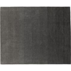 Cb2 Ombre Grey Rug 8 X10 599 Liked On Polyvore Featuring