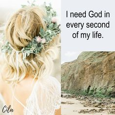 Inspiration For Everyday Bible Verses Quotes Inspirational, Spiritual Quotes, Positive Quotes, I Need God, Jesus Loves Us, Touch Love, He Is My Everything, Dear Sister, Sisters In Christ