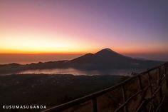 Dawn at the peak