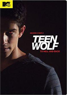 Teen Wolf Season 5 Part 2: DVD