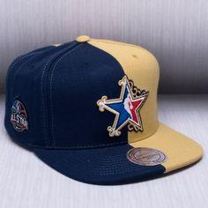 3a2939206f6 Mitchell   Ness NBA All-Star Split Snapback Cap