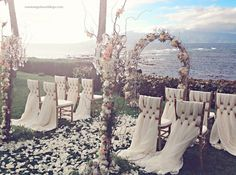 Maui's Most Romantic Maui Wedding Venues and Private Estates Maui Wedding Planner Maui's Angels Weddings