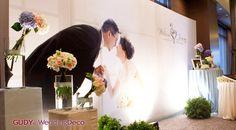 GUDY Wedding 婚禮設計 - {佈置}艾美酒店-音樂主題婚禮佈置