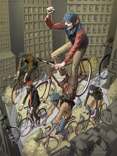 Bicycles_Times_3