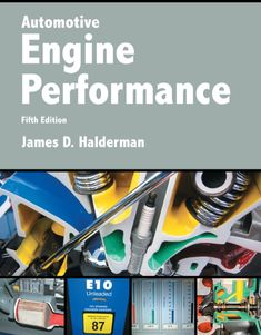 This book is part of the Pearson Automotive Professional Technician Series, which provides full-color, media-integrated solutions for today's students and instr Performance Air Filters, Performance Engines, Survival Books, Power Out, Fuel Injection, Mechanical Engineering, Book Publishing, Textbook, Reading