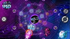 Wild Space is a Genesis Gaming slot with 8 lines and one Spiral Wheel, which also acts as the only reel. Other than its innovative circular mechanics, players can magnify their wins by up to with Scatters Game Ui, Slot Machine, Spinning, Spiral, Space, Gaming, Random, Free, Hand Spinning