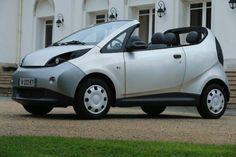 Bolloré BlueCar  vehículo eléctrico