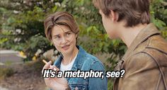 """I got: """"You know better this book than your history lesson. And it's not a metaphor!"""" (14 out of 15! ) - How well do you know """"The Fault In Our Stars""""?"""