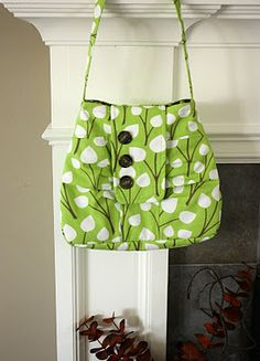 I need to UP my sewing skills for projects like this cute little number!