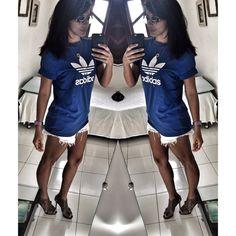 @adidasoriginalis  Aquela T shirt que a gente ama!!! 😍