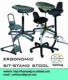 61 best ergonomic sit stand work chair images on pinterest