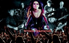 within temptation wallpaper | within temptation - Within Temptation Wallpaper (15412350) - Fanpop ...