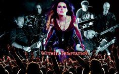within temptation - Symphonic Metal Hintergrund (15412117) - Fanpop