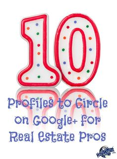 10 Profiles to Circle on Google+ for #RealEstate Pros: http://www.blog.househuntnetwork.com/10-profiles-circle-google-real-estate-pros/ real estate investing, investing in real estate
