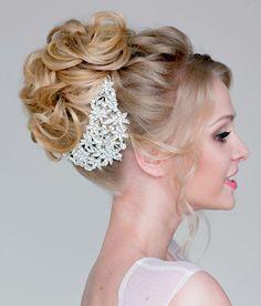 Flawlessly Crafted Wedding Hairstyles - MODwedding