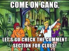 Everyone is looking scared in this Scooby Doo wallpaper. Find the best Scooby Doo wallpapers at Cartoon Watcher. Funny Jokes For Kids, Funny Pictures For Kids, Kids Music Videos, Scooby Doo Images, Comment Memes, Comment Pics, Super Funny Quotes, Life Humor, Funny Stories