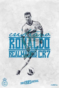 Cr7 poster | CR7 old poster by ~riikardo on deviantART