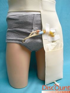 Nu-Hope - Urinary Drainage Support System