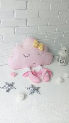Cloud Pillow Cloud cushion Pillow Cloud Nursery Decor Baby