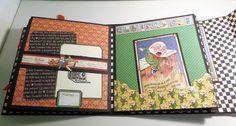 Cricutjunkie: Graphic 45 Mother Goose Album