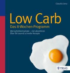 Low Carb - Das 8-Wochen-Programm: Wenig Kohlenhydrate - viel abnehmen von Claudia Lenz http://www.amazon.de/dp/3830467079/ref=cm_sw_r_pi_dp_ZuQGub0NEEDKG