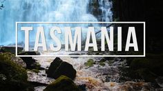 An absolutely stunning video depicting the wild places in Tasmania, Australia in HD